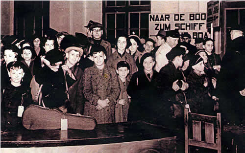 hoekvanhollandkindertransport