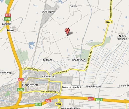 locatie Kremboong