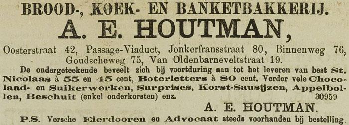 houtmanbakker