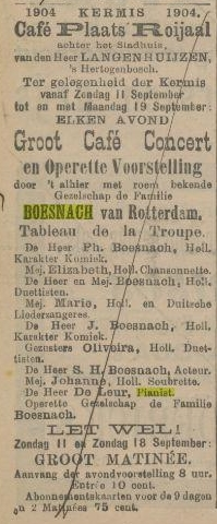 boesnach